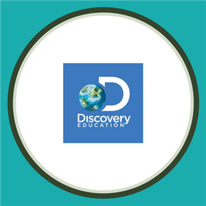 Discovery Education provides multi-media content in a variety of topics.