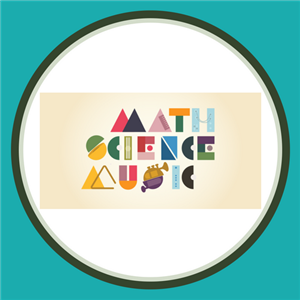 Math Science Music provides resources that bring these fields together.