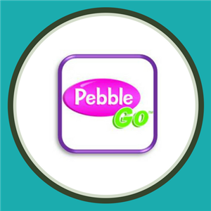 Pebble Go supports reading comprehension for students in 1st through 3rd grade.