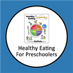 Healthy Eating for Preschoolers Web Link