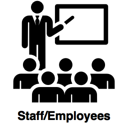 FAQs for Staff and Employees